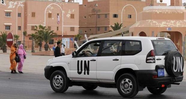 المغرب يعرض السماح بعودة بعض موظّفي بعثة الأمم المتحدة في الصحراء الغربية Un-laayoune_2-620x330