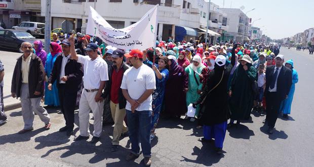 """موقف سلطات أكادير يدفع """"الفدش"""" لإلغاء احتفالات فاتح ماي"""