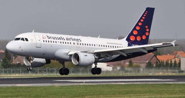brussels airlines-