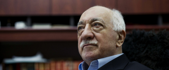 """FILE - In this March 15, 2014 file photo, Turkish Muslim cleric Fethullah Gulen, sits at his residence in Saylorsburg, Pa. A lawyer for the Turkish government, Robert Amsterdam, said that """"there are indications of direct involvement"""" in the Friday, July 15, 2016, coup attempt of Fethullah Gulen, a Muslim cleric who is living in exile in Pennsylvania. (AP Photo/Selahattin Sevi, File)"""